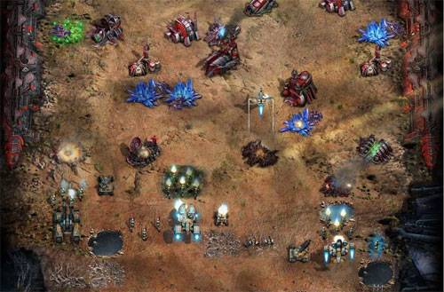 Juegos para navegador - Command & Conquer Tiberium Alliances