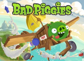 'Bad Piggies', Rovio vuelve a conseguirlo