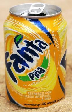 Fanta Piña - Antigua