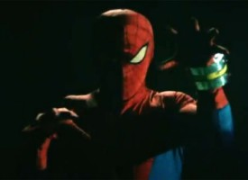 El asombroso Spider-man japonés