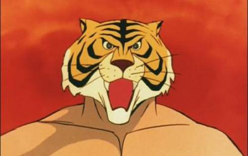 Te acuerdas de esto - Hombre tigre