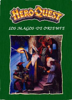HeroQuest - Los Magos de Oriente