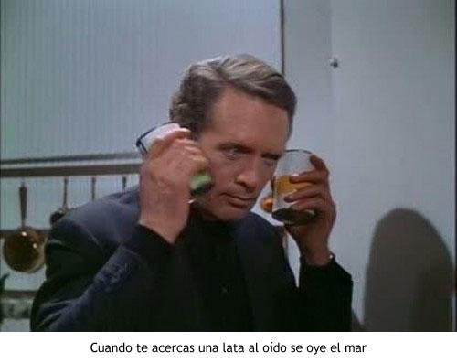 The Prisoner - dando la lata