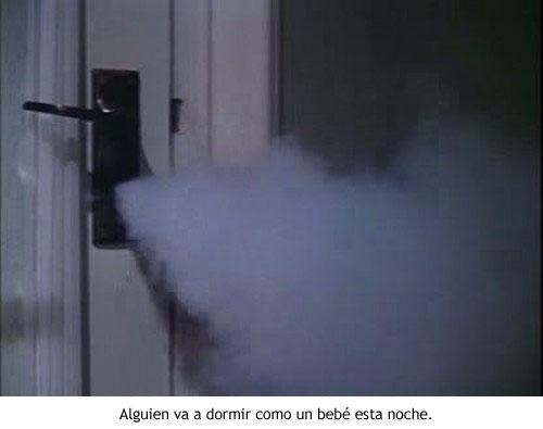 The Prisoner - puerta-gas