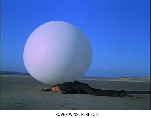 The Prisoner - Rover siempre gana
