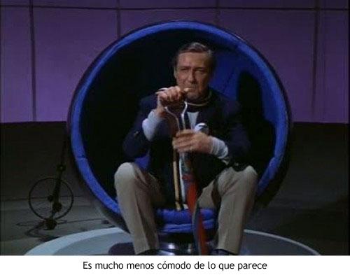 The Prisoner - sillón nº2