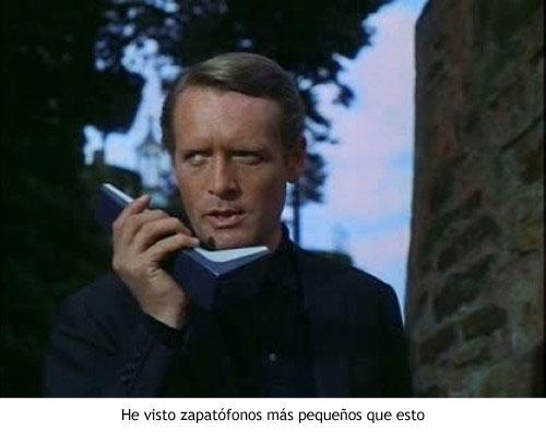 The Prisoner - teléfono