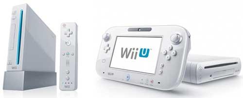 Wii y Wii U