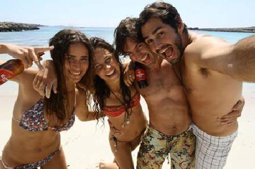 Estrella Damm - Playa