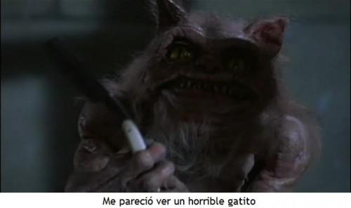 Ghoulies II - Gatito barbero