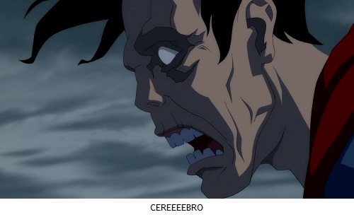 Batman regreso - Superzombie