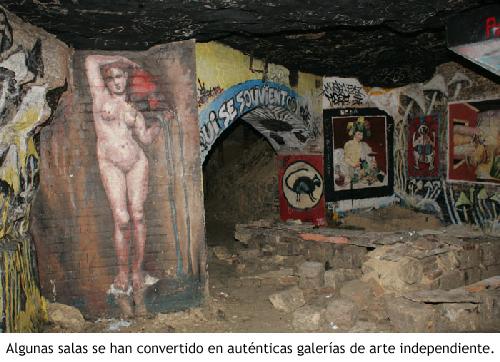 Catacumbas - Arte