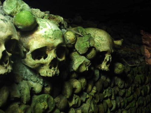 Catacumbas - Huesos