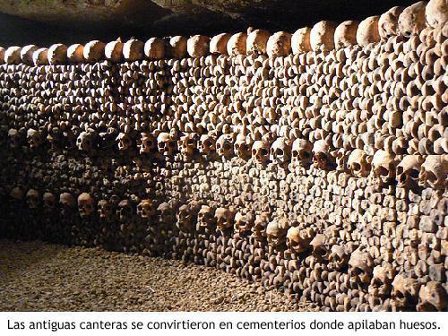 Catacumbas - Interior