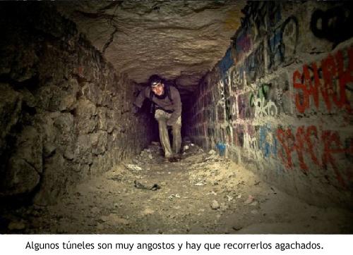 Catacumbas - Túnel