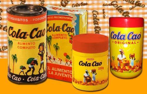 Cola Cao VS Nesquik - Envases Cola Cao