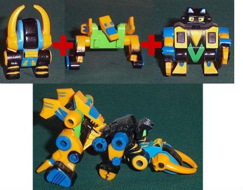 Los Z-Bots - Linkbot