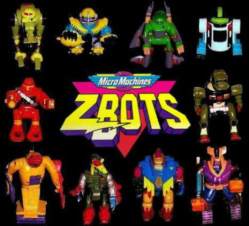 Los Z-Bots - Logo