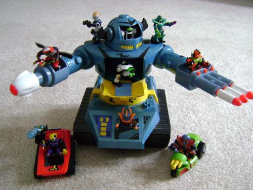 Los Z-Bots - Megabot