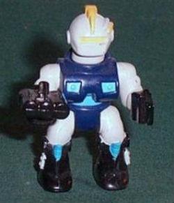 Los Z-Bots - Soldado