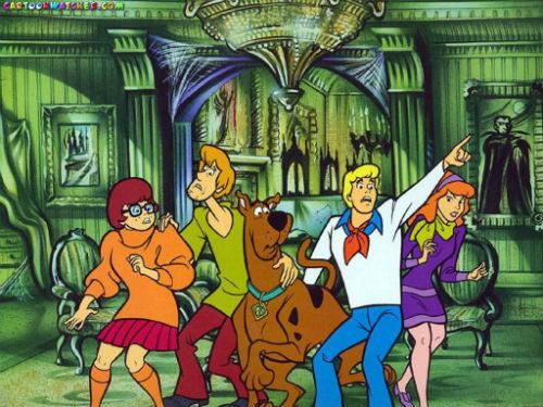 Scooby - Doo - Fantasma