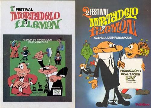 Mortadelo y Filemón - Festival del humor 1 y 2