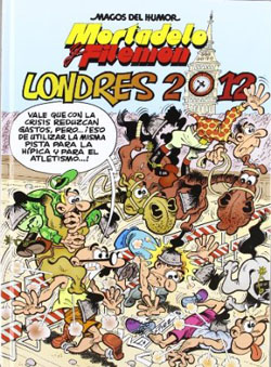 Mortadelo y Filemón - Londres 2012