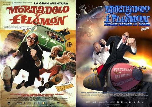 Mortadelo y Filemón - Películas