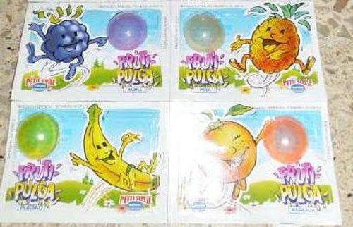 Los regalos promocionales de Danone - Frutipulgas