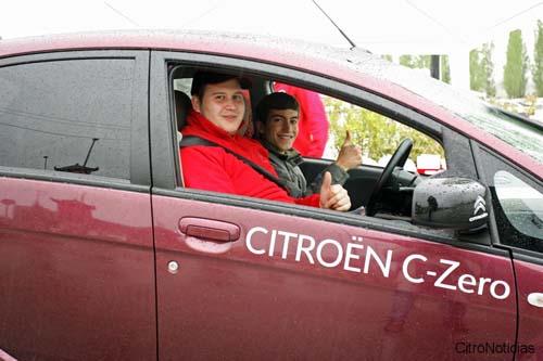Macro Kdd Citroën - Citroën C-Zero