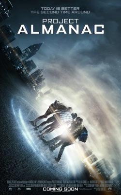 Project Almanac - Póster