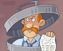 Inspector Gadget - Comisario Gotier