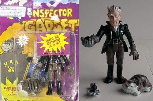 Inspector Gadget - Dr Gang figura