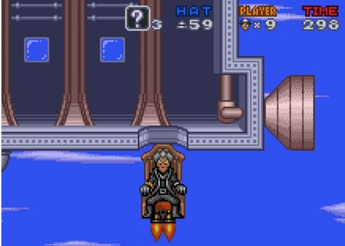 Inspector Gadget - Dr Gang Super Nintendo