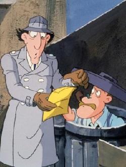 Inspector Gadget - Gadget y Gotier