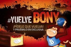 El regreso de Bony