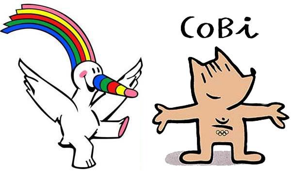 Curro y Cobi