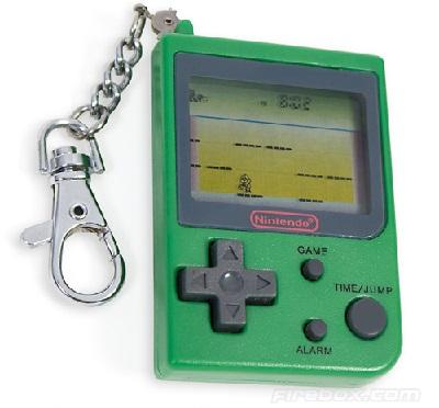 Nintendo Mini Classics - Frontal