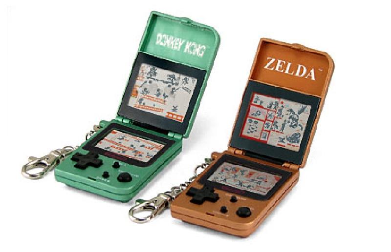 Nintendo Mini Classics - Juegos concha