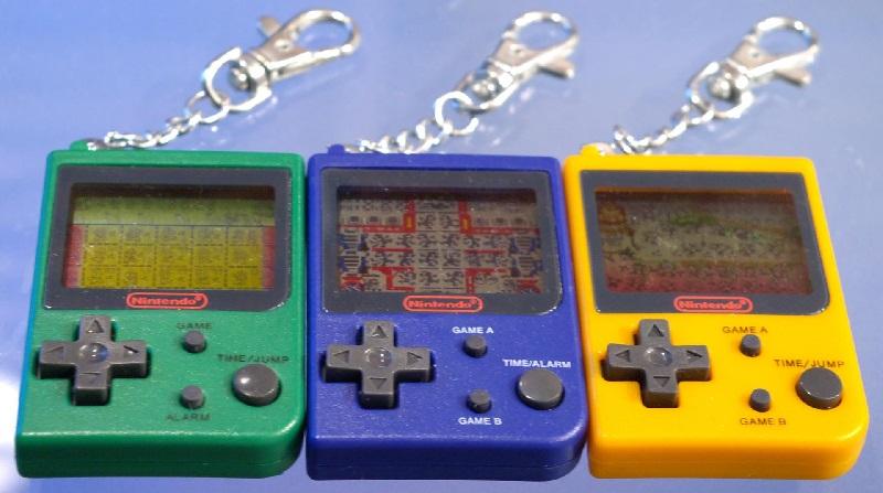 Nintendo Mini Classics - Maquinitas