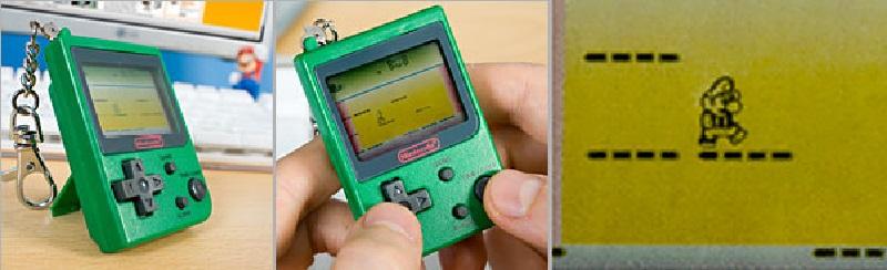 Nintendo Mini Classics - Tamano