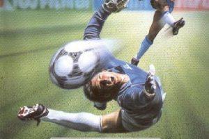 World Cup Italia '90: el videojuego de Megadrive