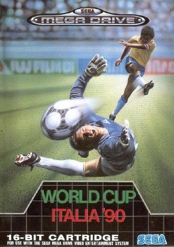 World Cup Italia 90 - Portada