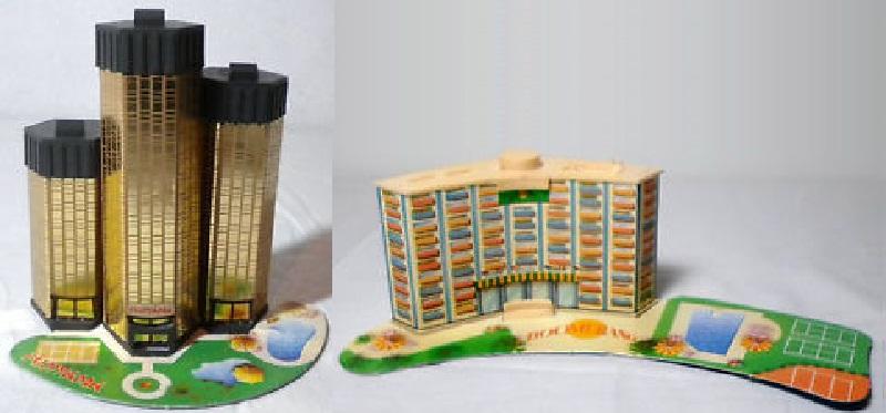 Hotel de MB - Fujiyama y Boomerang