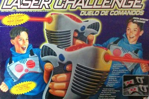 Laser Challenge