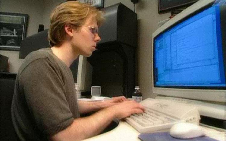 Carmack programando