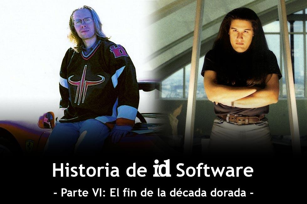 Historia de id Software - Parte VI