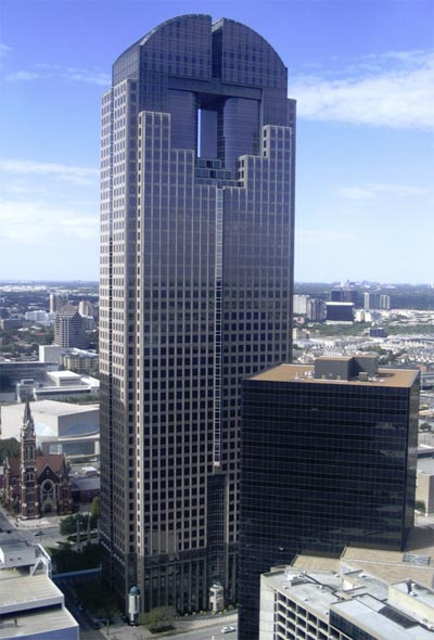 Chase Tower Dallas Texas