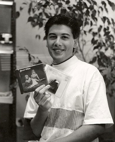 John Romero en 1989