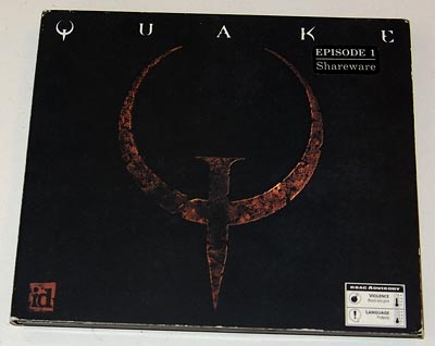 Quake shareware